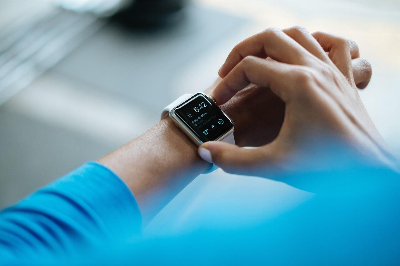 smartwatch, gadget, wrist
